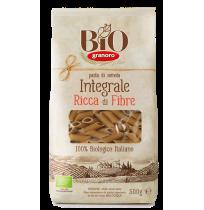 Macarrão Fusilli Bio integral - 500 gr (N.100)