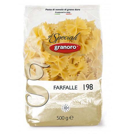 (N.198) MACARRAO FARFALLE 500 GR