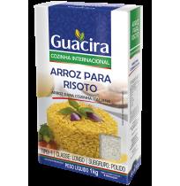 ARROZ RISOTO GUACIRA ITALIANO 1 KG