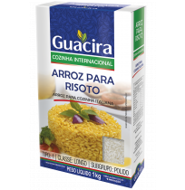 Arroz Guacira Risoto - 1Kg