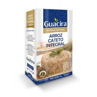 Arroz Guacira Cateto Integral - 1Kg