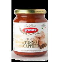 Molho Pronto Granoro Tomate c/ Atum - 370g