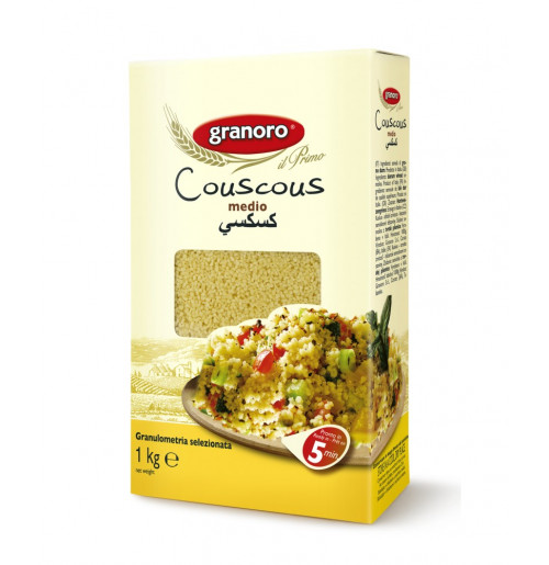 Couscous Granoro 1 kg  (N.6610)