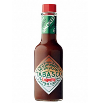 Molho Tabasco Chipotle Pepper - 60ml