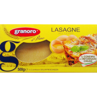 Lasagne All' Uovo - 500 gr (N.120)