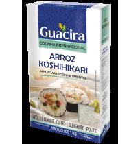 Arroz Guacira Koshihikari - 1Kg