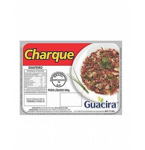 Charque Dianteiro Guacira - 500g
