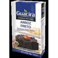 Arroz Guacira Preto - 1Kg