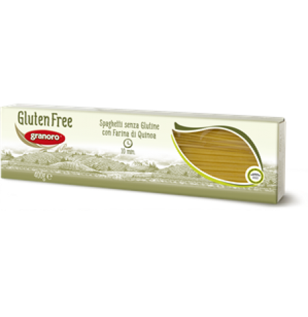 Macarrão Spaghetti Gluten Free nº472 - 400g